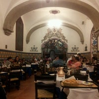 Photo taken at Café de Tacuba by Alejandro H. on 9/15/2012