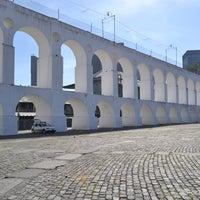 Foto tirada no(a) Arcos da Lapa por Luciano C. em 1/12/2013