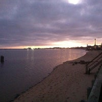 Photo taken at Fanizzi's by the Sea by Ariane v. on 11/22/2012