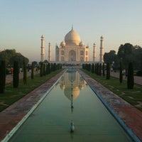 Photo taken at Taj Mahal by Jeremy J. on 10/6/2012