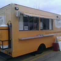 Photo taken at Toasty Cheese Mobile Eatery by Todor K. on 12/26/2012