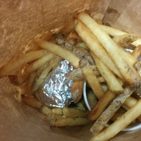 Photo taken at Five Guys by Todor K. on 11/25/2013