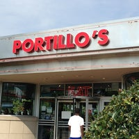 Photo taken at Portillo's by Camryn B. on 7/4/2013