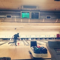 Photo taken at Fireside Lanes by Taylor L. on 5/15/2014
