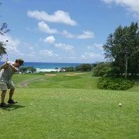 Photo taken at Wailua Golf Course by Daniel on 5/10/2016