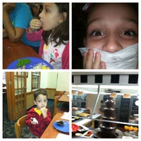 Photo taken at Golden Corral by Nathan B. on 11/4/2012