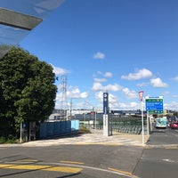 Photo taken at Onehunga Train Station by Darren D. on 8/25/2017