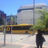 Photo taken at Wellington Station - Stop C by Darren D. on 12/31/2013