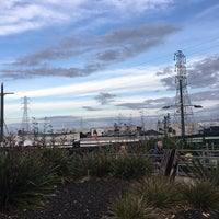 Photo taken at Onehunga Train Station by Darren D. on 4/28/2017