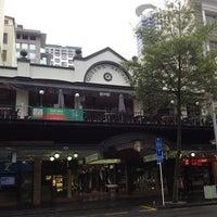 Photo taken at Queen's Arcade by Darren D. on 12/29/2012