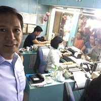 Photo taken at Toril District Hall by Shen Andri A. on 2/1/2016