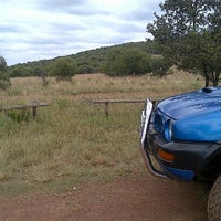Photo taken at Hennops Offroad Trail by Cara G. on 3/10/2013