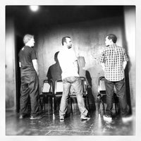 Photo taken at Magnet Theater by Brad B. on 12/5/2012
