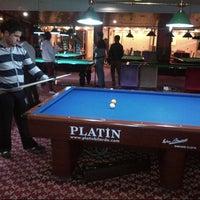 1/22/2014 tarihinde Metin M.ziyaretçi tarafından Kristal Cafe & Bilardo'de çekilen fotoğraf