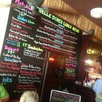 Photo taken at Belle Diner by Sam T. on 7/11/2013