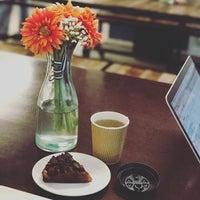 Photo taken at Café Life by Olivia L. on 3/8/2017