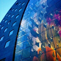 Photo taken at Markthal by Maurice A. on 10/6/2014