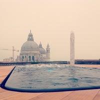 Photo taken at The Gritti Palace, Venice by Veneziadavivere on 1/31/2013