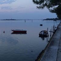 Photo taken at Spiaggia Degli Alberoni by Veneziadavivere on 8/18/2015