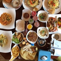 Photo taken at Banana Island Resort Doha by Anantara by Abdulrahman. on 9/1/2018