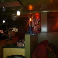 Photo taken at Blue Lizard Hookah Lounge by Blayne D. on 12/5/2012