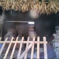 Photo taken at Pasar Piji by Aninditya Verinda P on 8/10/2013