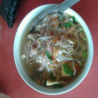 Photo taken at Soto Sore Daging Sapi by Wike & Indri S. on 6/15/2013