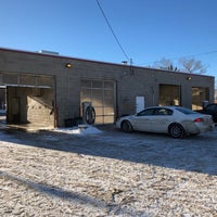 Photo taken at Bowness Car Wash by Claus Arnt R. on 1/3/2018