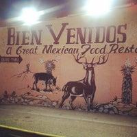Photo taken at BienVenidos by Hanh on 1/2/2014