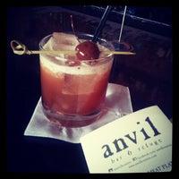 Photo taken at Anvil Bar & Refuge by Hanh on 5/29/2013