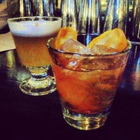 Photo taken at Black Market Liquor Bar by Hanh on 1/21/2013
