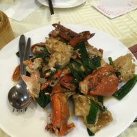 Photo taken at Golden Globe Seafood Restaurant by Lachlan C. on 5/7/2016