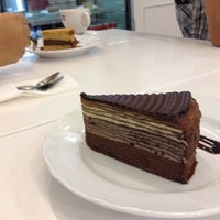 Photo taken at Champs Patisserie by Sarah Geraldine S. on 10/19/2013