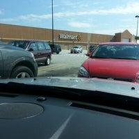 Photo taken at Walmart Supercenter by Tonita on 10/7/2012
