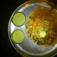 Photo taken at Vasudev Adiga's Foodline by Swathi A. on 4/29/2013