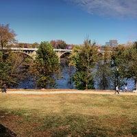 Photo taken at Stone River by Mandi C. on 11/10/2013