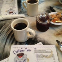 Photo taken at Dottie's True Blue Cafe by Chad E. on 2/23/2013