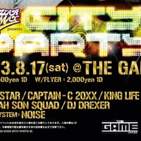 Photo taken at 渋谷 THE GAME by Barba_ S. on 8/17/2013