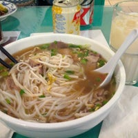 Photo taken at Pho Cali by Zarah P. on 1/17/2013