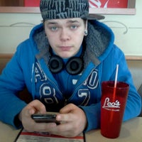Photo taken at Leo's Coney Island by Lisa Y. on 2/25/2014