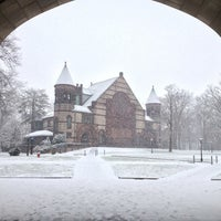 Photo taken at Princeton University by Sairam C. on 12/29/2012