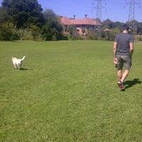 Photo taken at Braamfontein Spruit (Blairgowrie) by Caron W. on 4/14/2013
