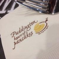 Photo taken at Paddington House of Pancakes by Renjer on 12/24/2013