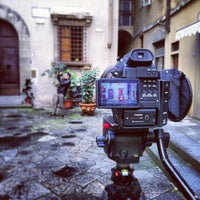 Photo taken at Piazza del Limbo by Francesco C. on 11/1/2013