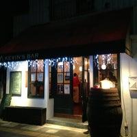 Photo taken at Kevin's Bar by Nobuyuki H. on 8/4/2013