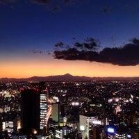 Photo taken at Cerulean Tower by Nobuyuki H. on 12/12/2013