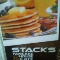 Photo taken at Stacks Pancake House by Chris A. on 11/17/2012