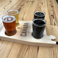 Photo taken at Cahaba Brewing Company by Jeff T. on 11/25/2017