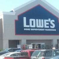 Photo taken at Lowe's Home Improvement by KJ ♏. on 5/5/2013