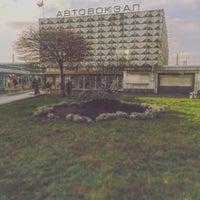 Photo taken at Остановка «Проспект Калинина — Южный вокзал» by Vladimir P. on 11/18/2015